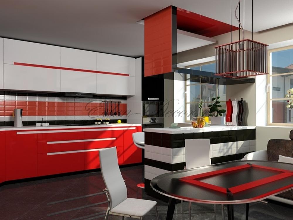 Настенная итальянская плитка для кухни